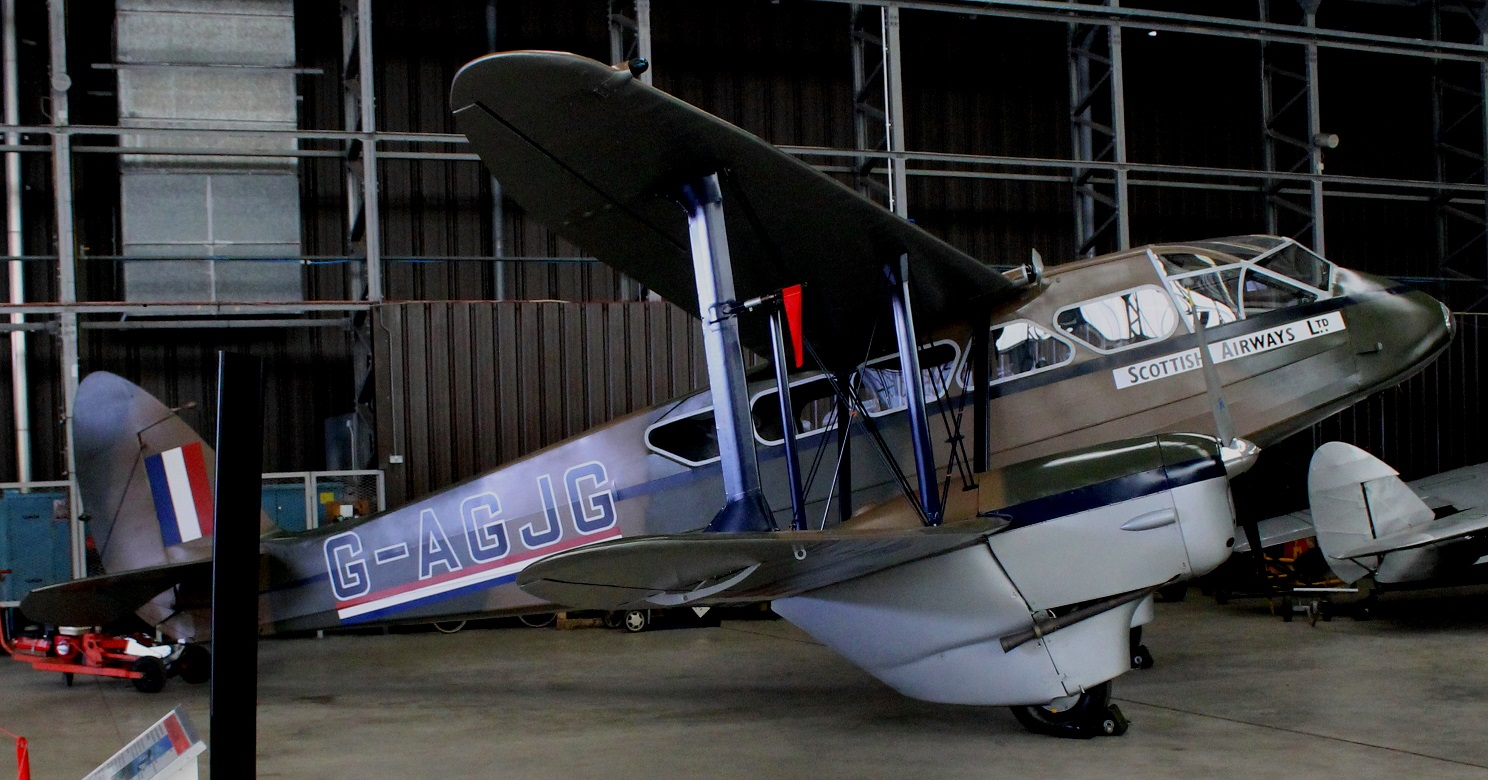 de Havilland DH.89A Dragon Rapide