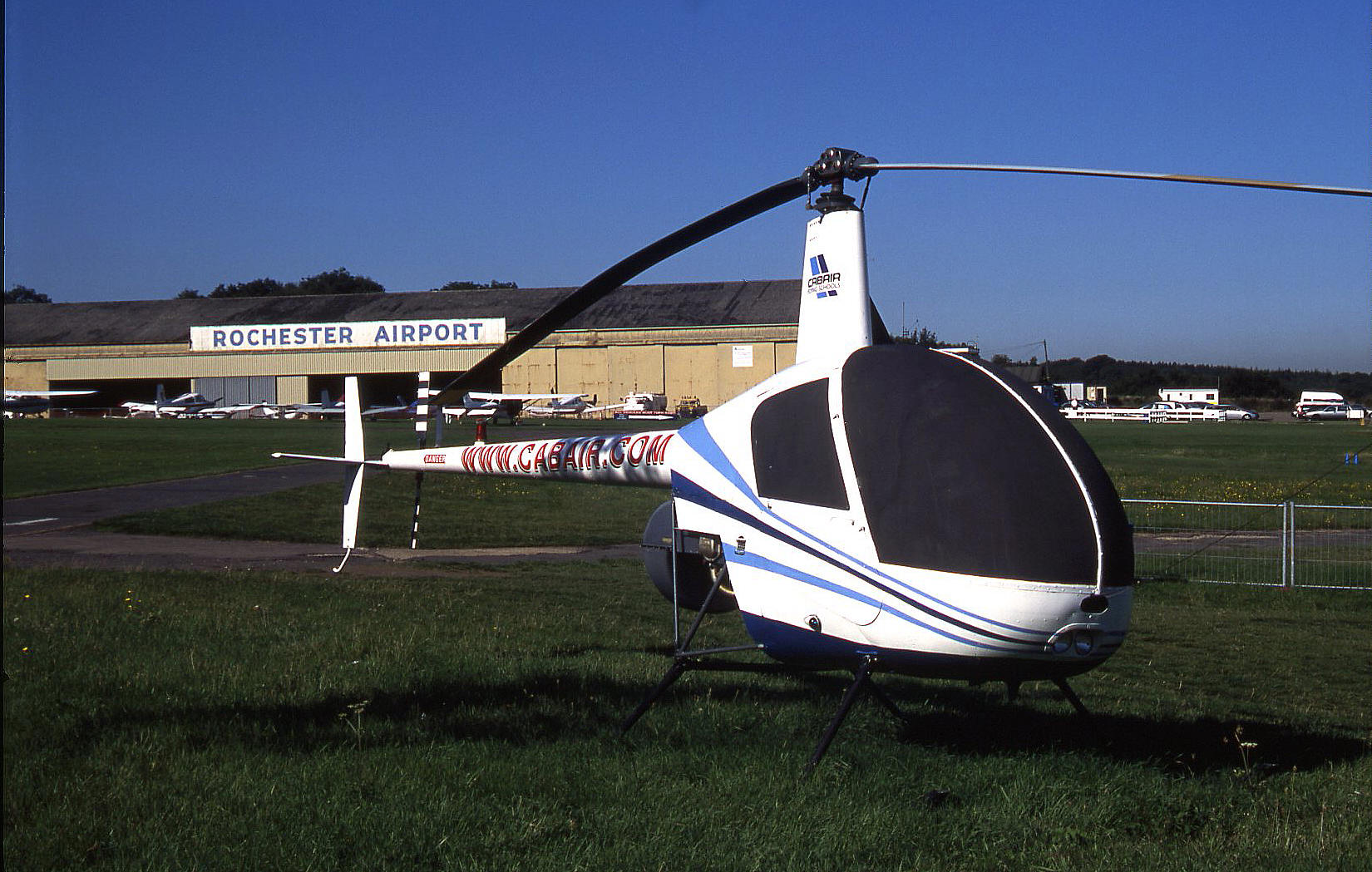 The Robinson R.22
