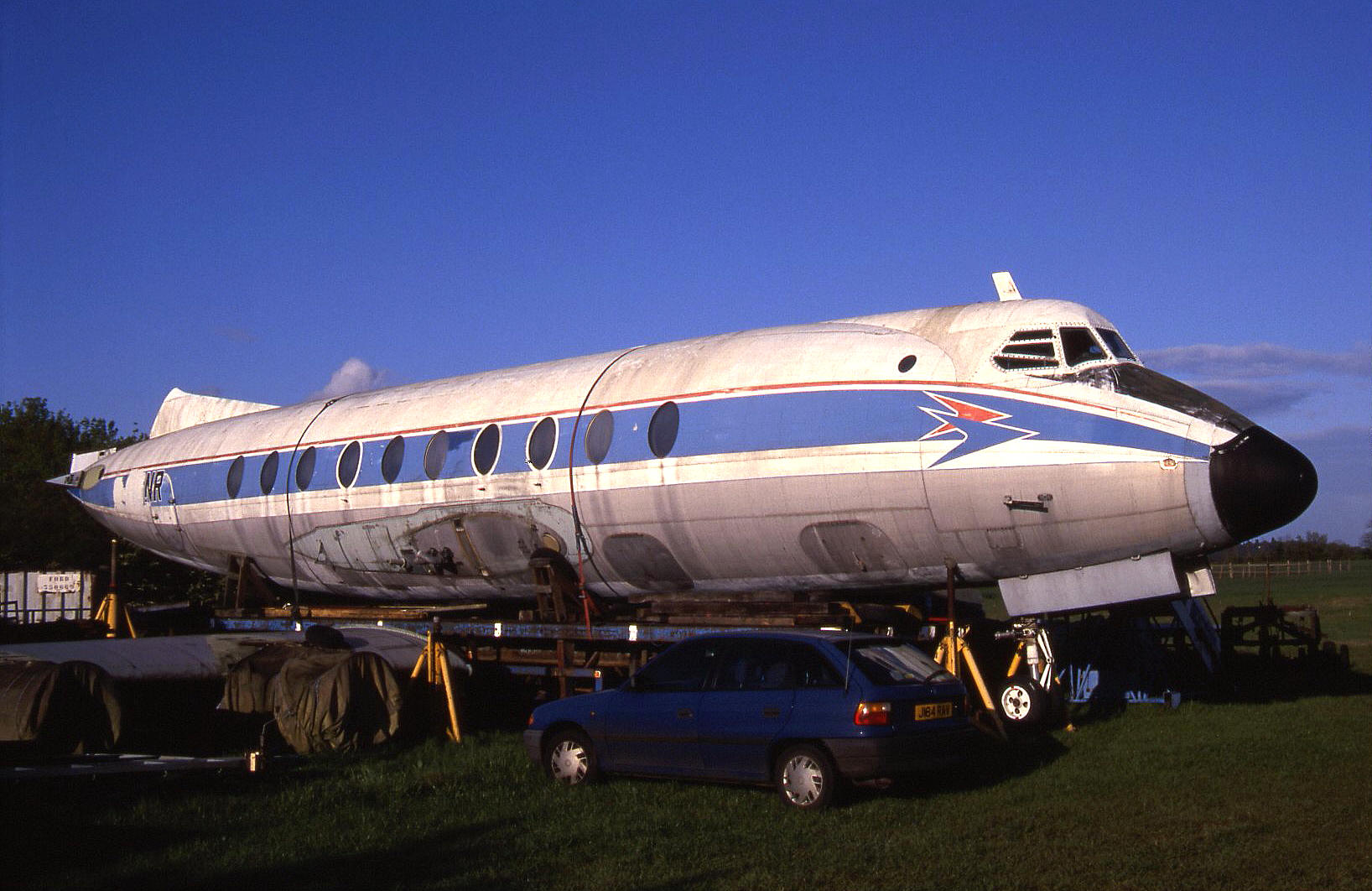 A 700 Series Viscount