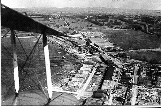 Historical Memorabilia Aerial View Of Town C1930 Real Photo Aggressive Old Large Historic Photo Of Midleton Cork Ireland