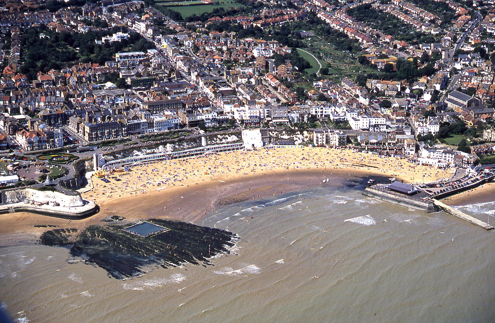 Broadstairs in 2001