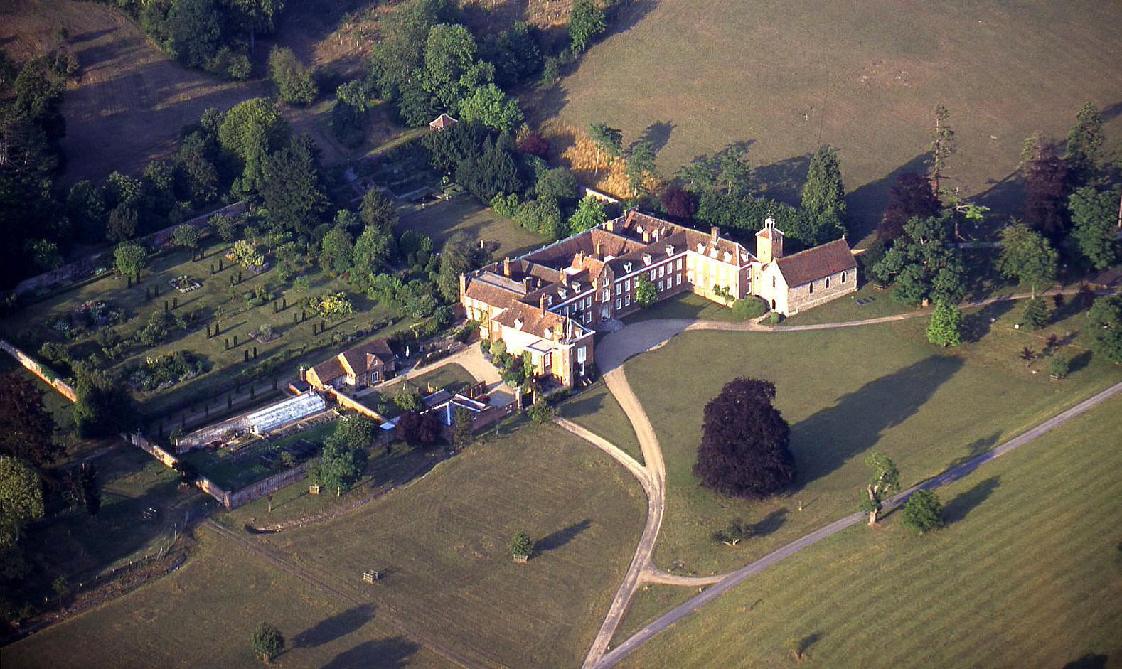 A country house in Buckinghamshire