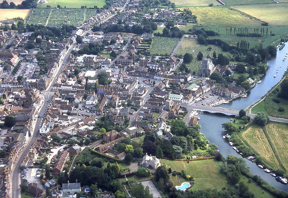 Wareham, Dorset in 2003