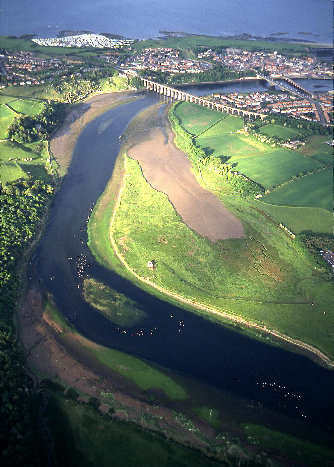 Berwick-upon-Tweed, May 2004