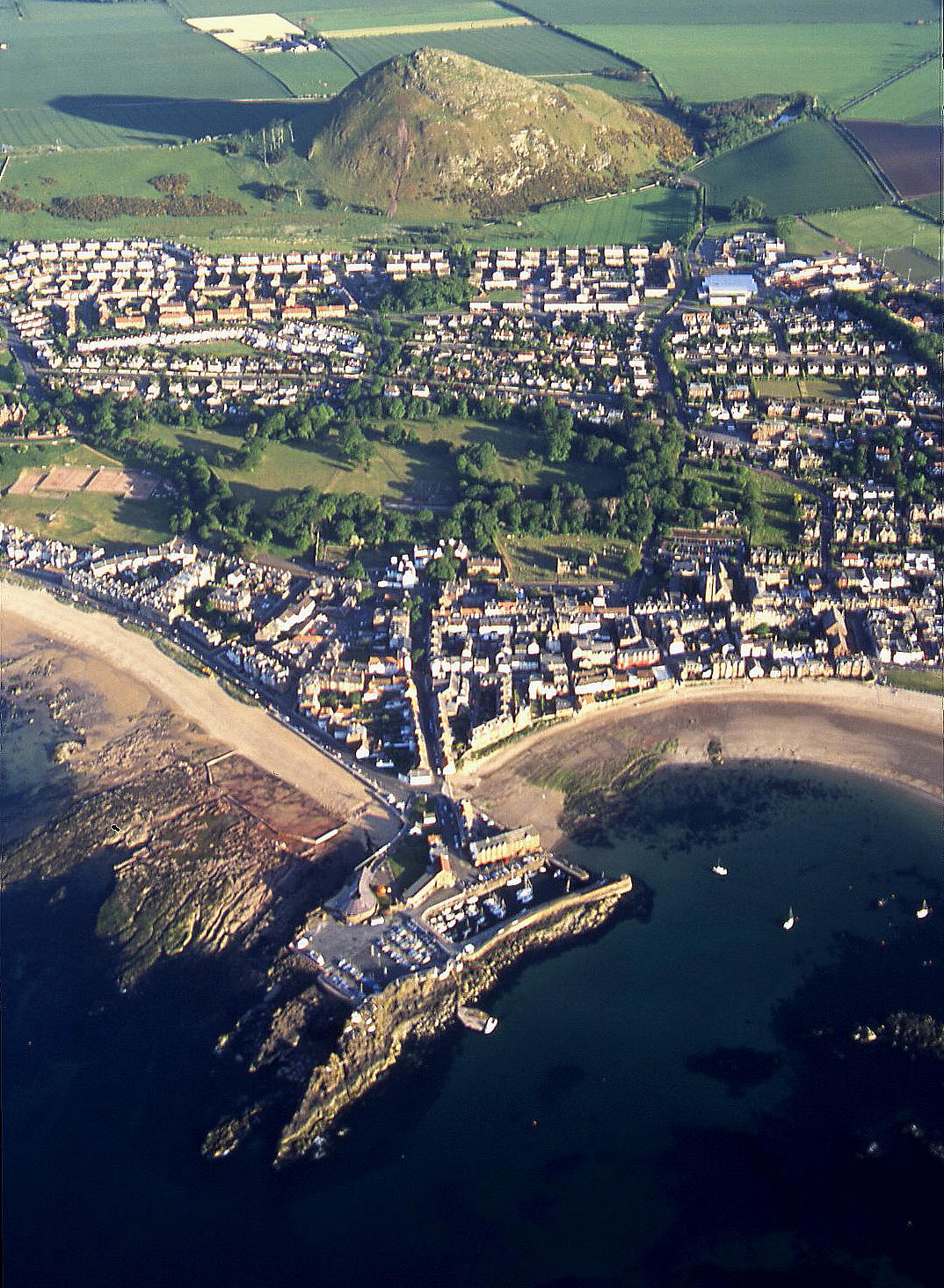 North Berwick, East Lothian, Scotland, 2004