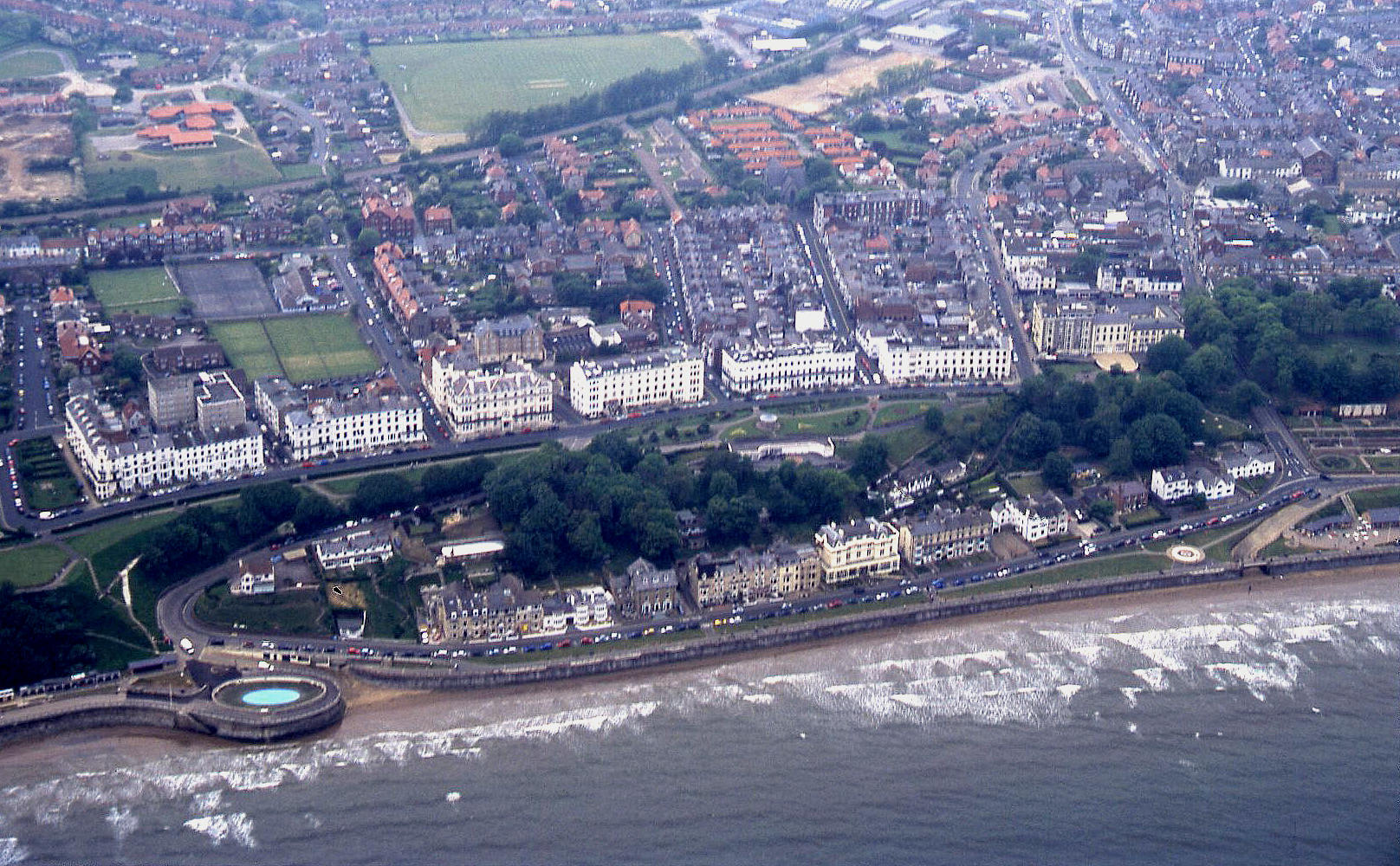 Scarborough, Yorkshire in 2004