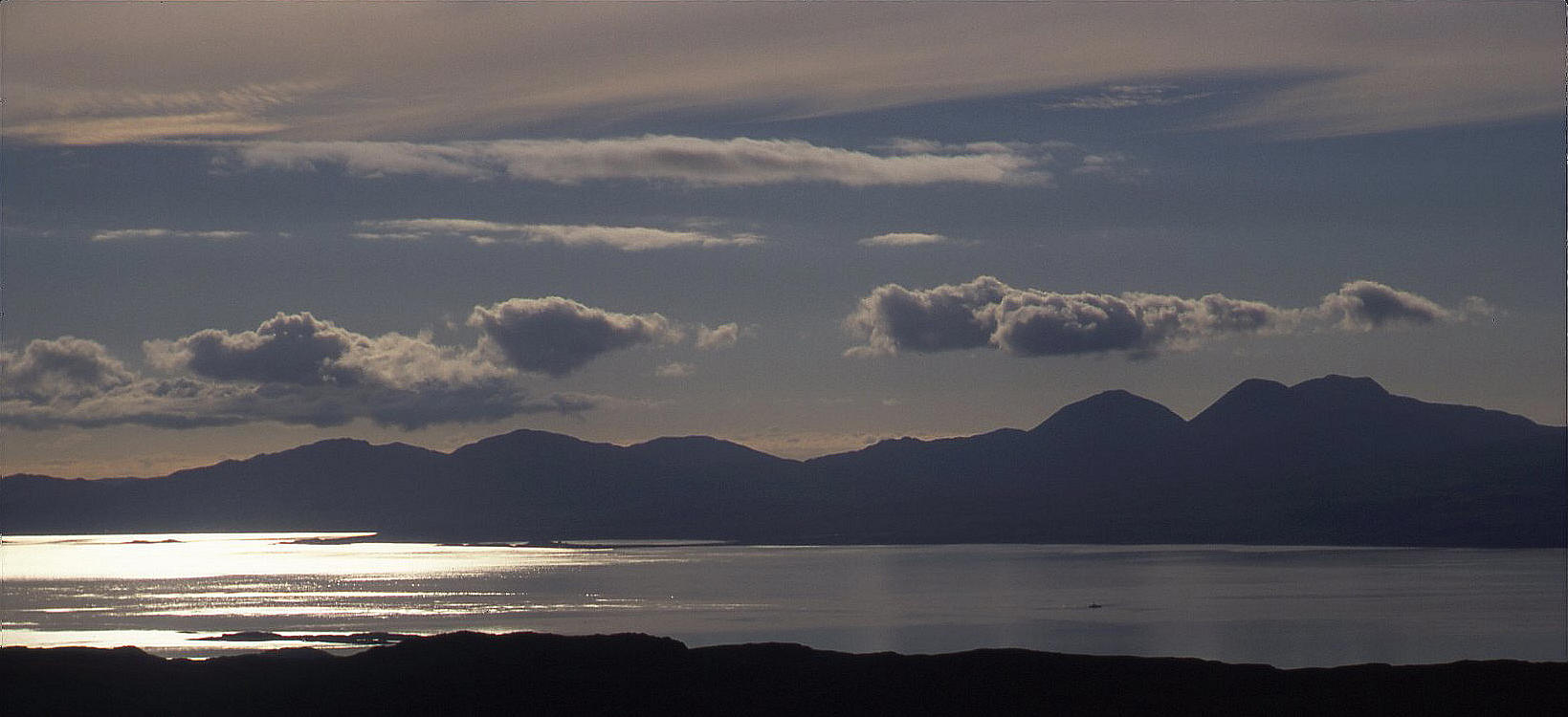 The Sound of Jura, western Scotland in 2002