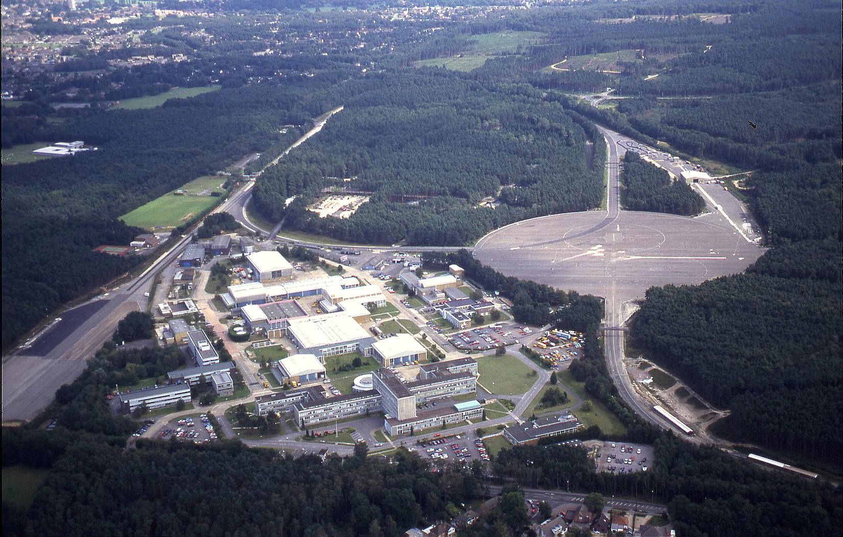 The Transport Research Laboratory, Crowthorne, Berkshire
