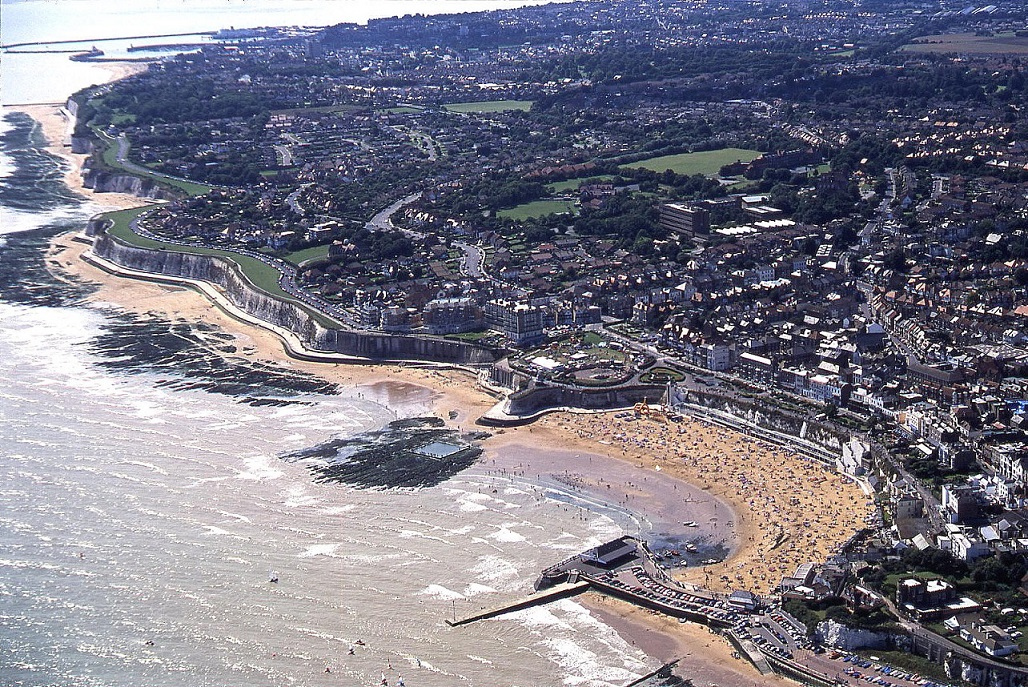 Another view of Broadstairs in Kent