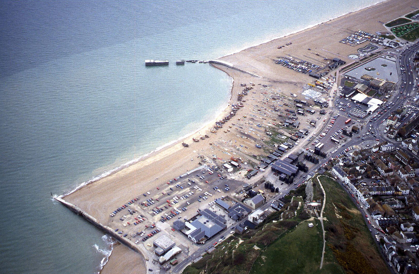 The Stade, Old Hastings, East Sussex - see note 24