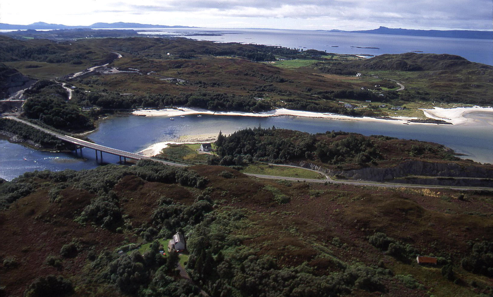 The Sands of Morar, September 2002
