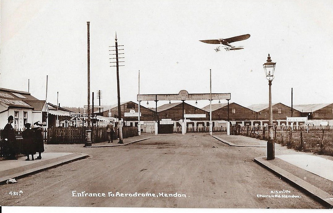 Image result for hendon aerodrome