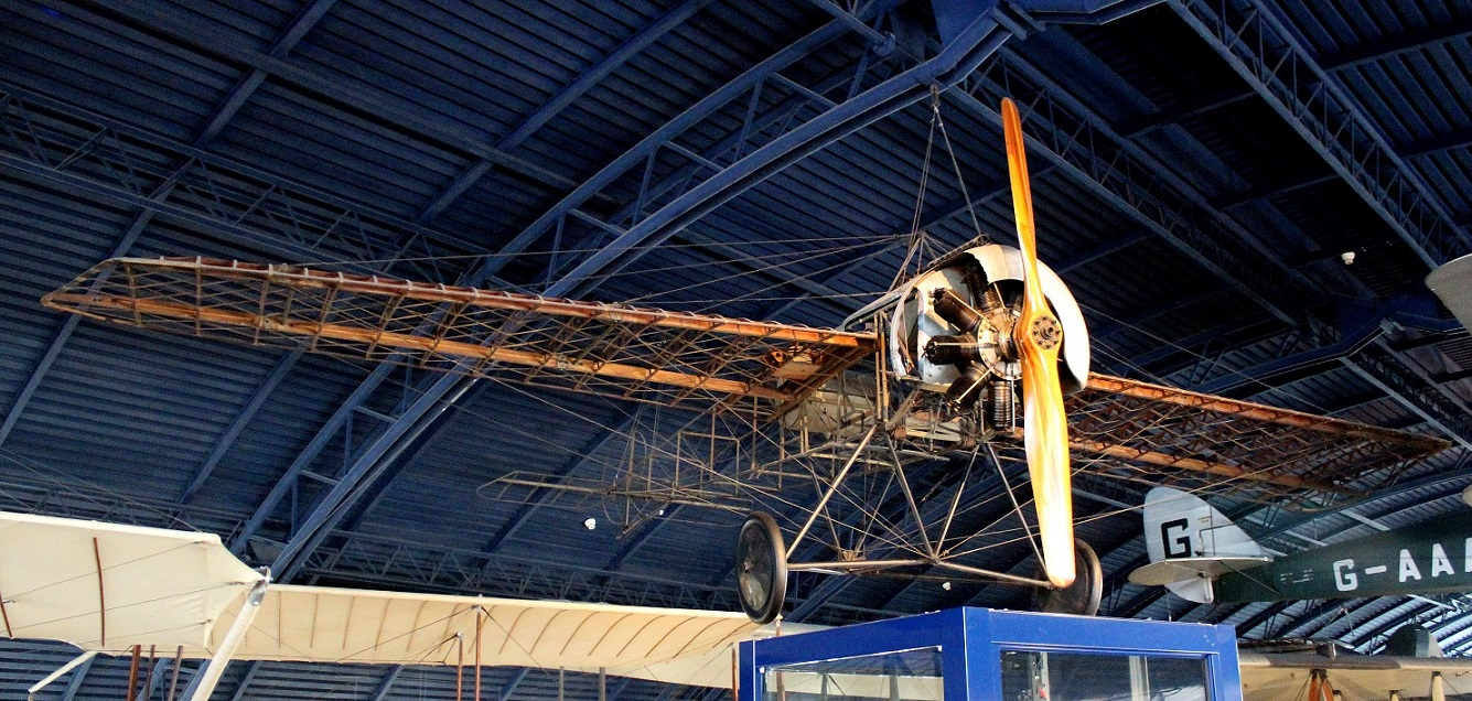 The Fokker E.111 Eindecker