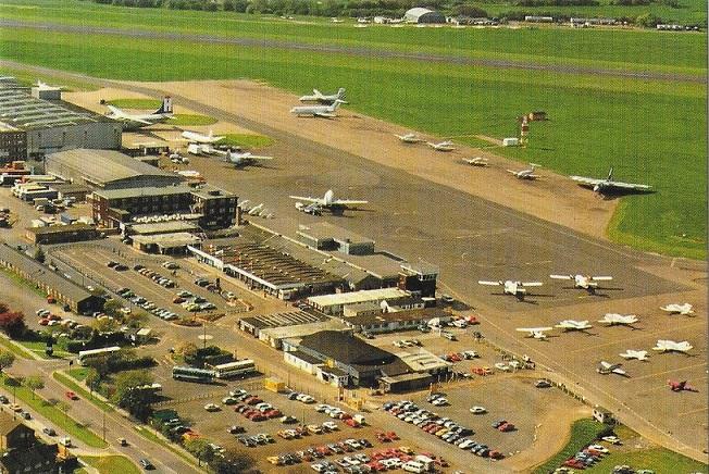 Bbw airfield