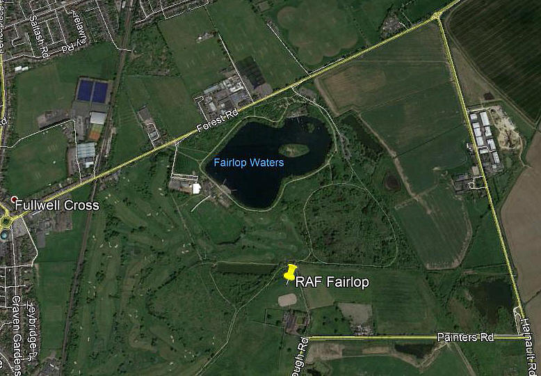 Fairlop WW2 - UK Airfield Guide