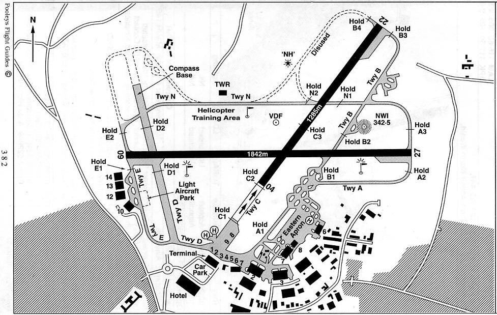 Norwich Airport UK Airfield Guide